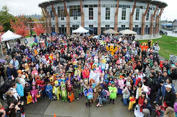 The 8th Annual Halloween Parade is set for Saturday, October 26th