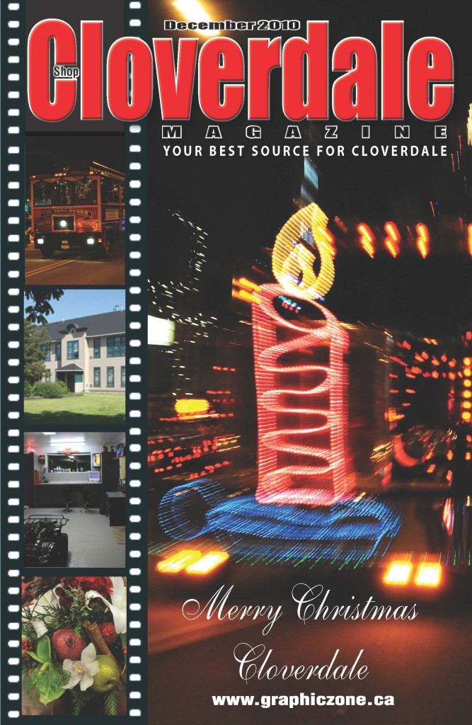 Cloverdale Magazine – Dec. 2010