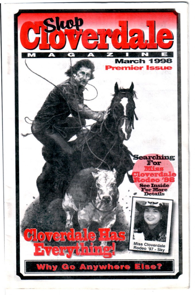 First issue – March 1998
