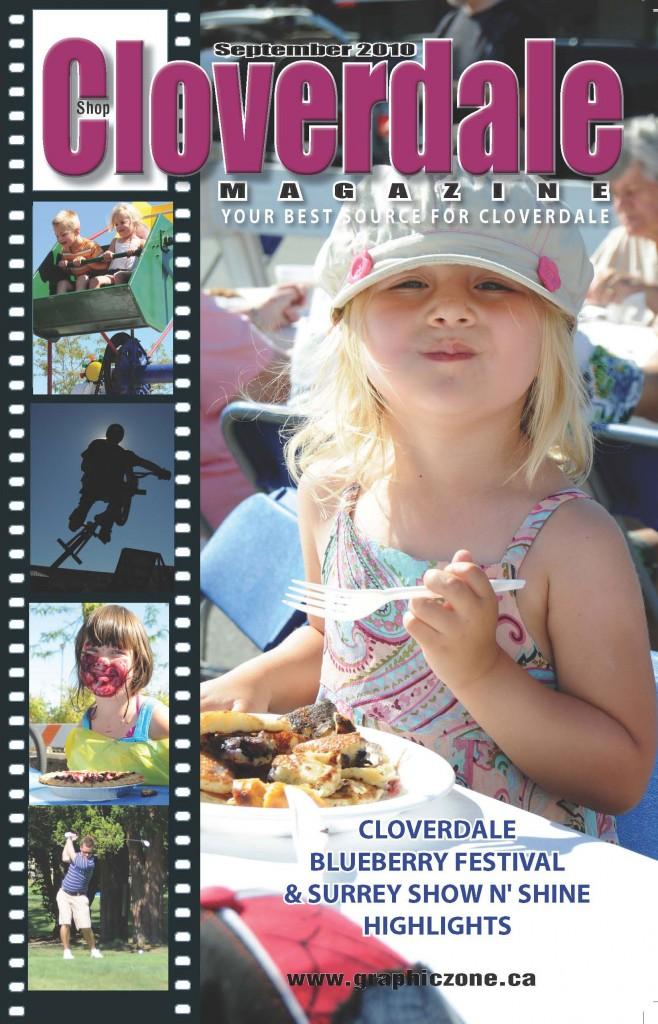 Cloverdale Magazine – Sept. 2010